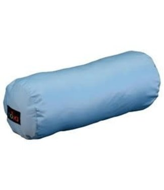Nova Nova Cervical Pillow Sky Blue Satin