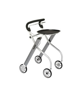 Stander Stander Let's Go Rollator Silver wt.14.3lbs