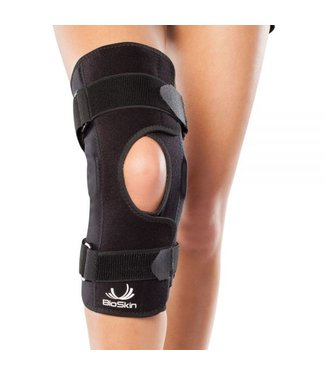 BioSkin Bio Skin Hinged Knee Skin - Front Closure