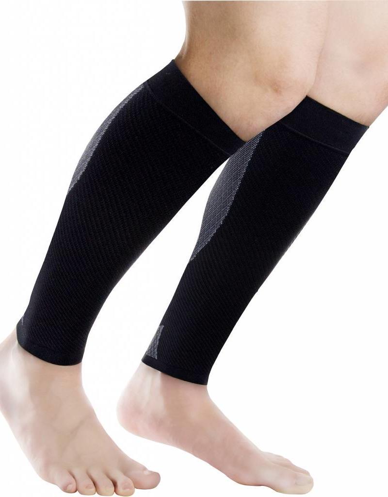 OrthoSleeve OrthoSleeve CS6 Compression Calf Sleeve (PAIR)