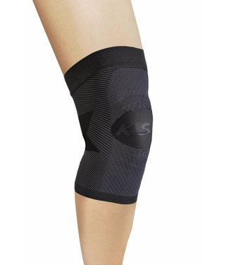 OrthoSleeve OrthoSleeve KS7 Compression Knee Sleeve (SINGLE)