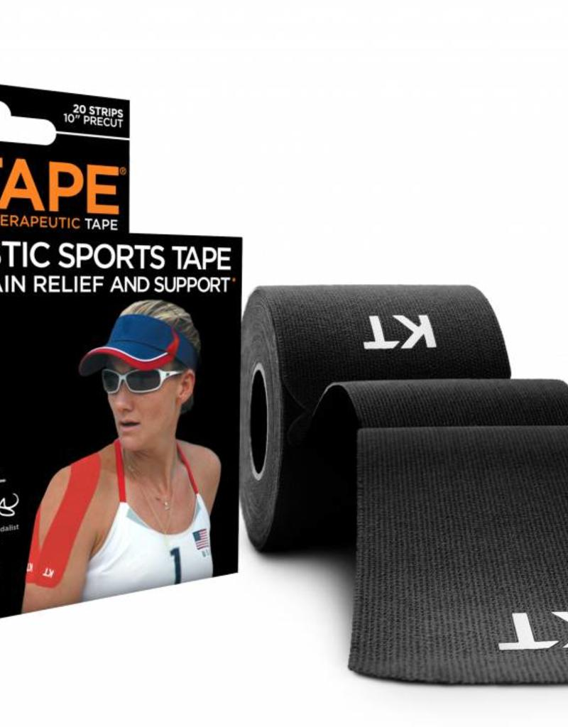 "KT Tape KT Tape Cotton Roll 20 Strip 10"" Precut"