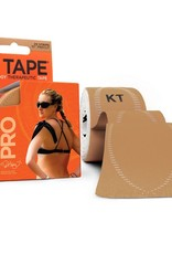 "KT Tape KT Tape Synthetic Roll 20 Strip 10"" Precut"