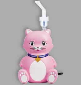 Veridian Healthcare Veridian Healthcare Claw-dia Kitty Pediatric Compressor Nebulizer
