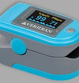 Veridian Healthcare Veridian Healthcare Deluxe Pulse Oximeter