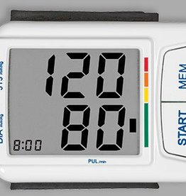 Veridian Healthcare Veridian Healthcare Automatic Digital Blood Pressure Wrist Monitor