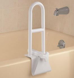 Nova Nova Tub Grab Bar - White Powder Coated