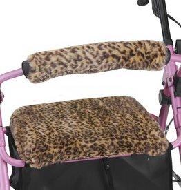 Nova Nova Safari Cheetah Rollator BackRest and Seat Cover