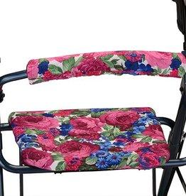 Nova Nova English Garden Rollator Backrest and Seat Cover