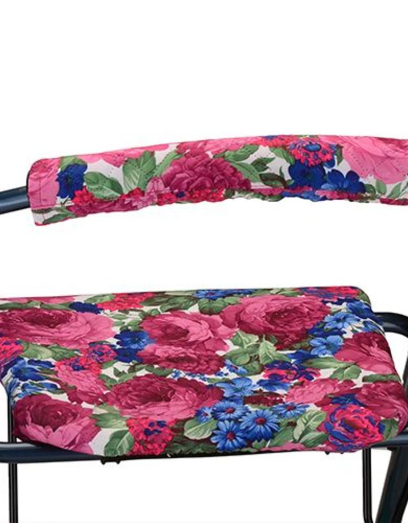 Nova Nova English Garden Rollator Backrest and Seat Cover