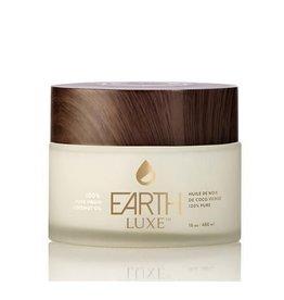 Earth Luxe Earth Luxe Pure Virgin Coconut Oil, 16oz Jar