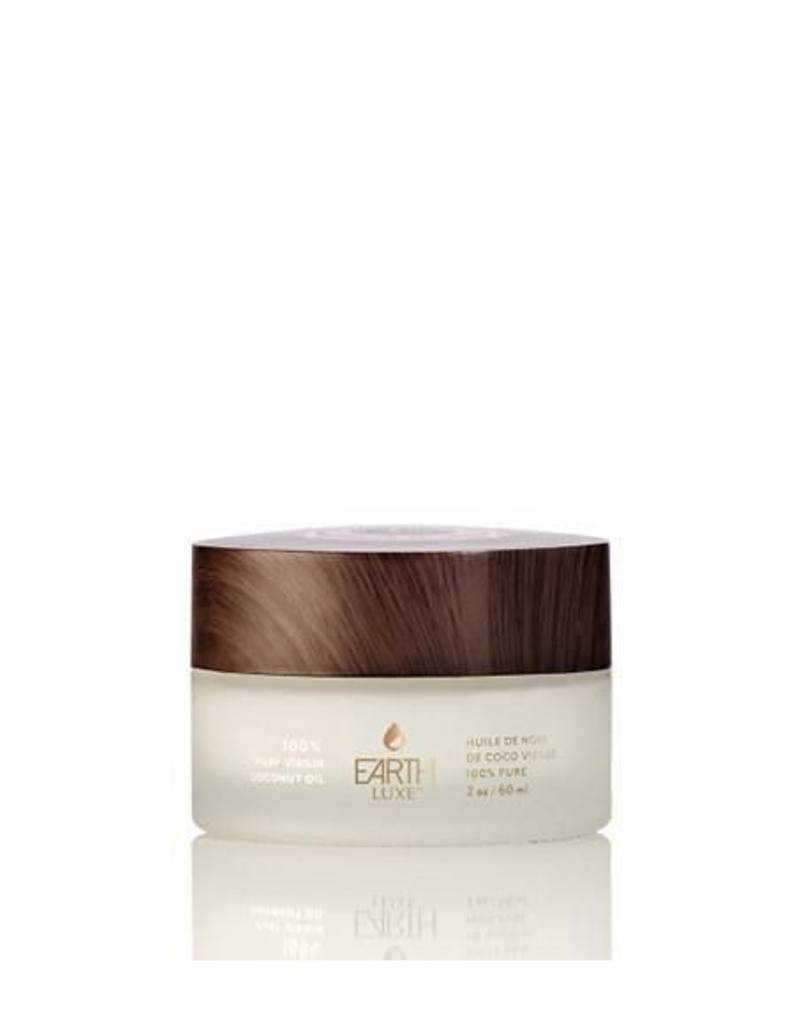 Earth Luxe Earth Luxe Pure Virgin Coconut Oil, 2oz Jar