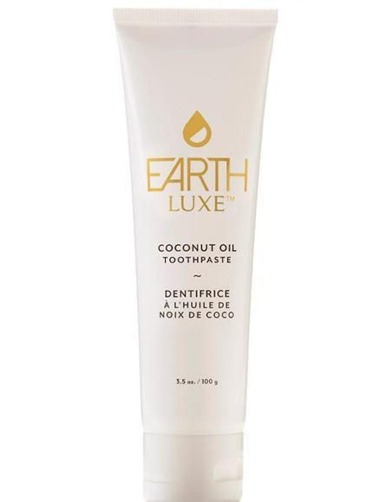 Earth Luxe Earth Luxe Pure Natural Coconut Oil Toothpaste