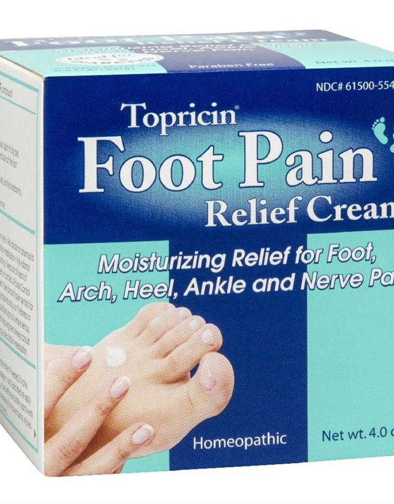 Topricin Topricin Foot Pain Jar 4oz.