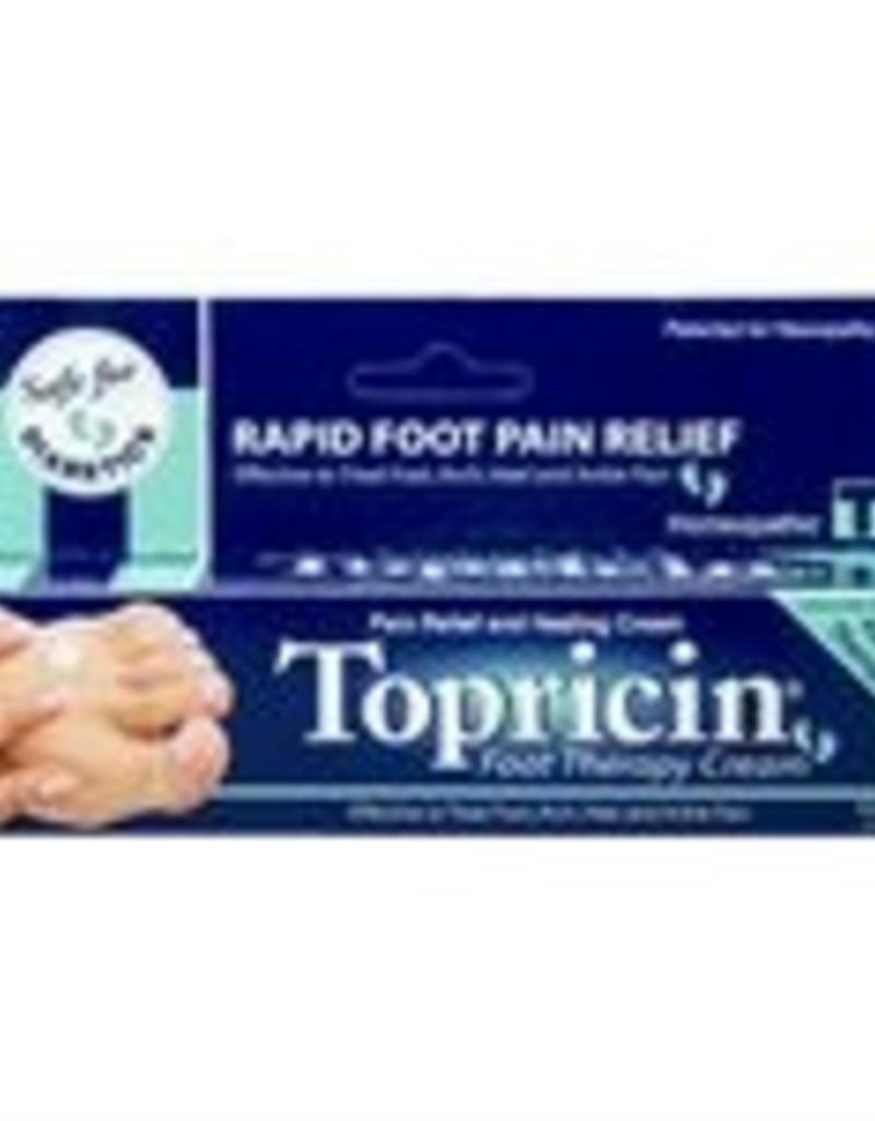 Topricin Topricin Foot Pain Tube 2oz.