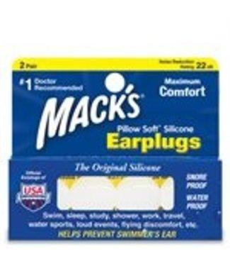 Oaktree Mack's Pillow Soft Earplugs (2 pair/pk)