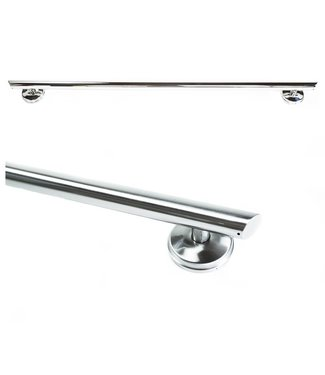 "Grabcessories LiveWell Grabcessories 32"" Straight Decorative Grab Bar"