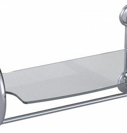Grabcessories LiveWell Grabcessories 3-in-1 Grab Bars w/Towel And Shelf