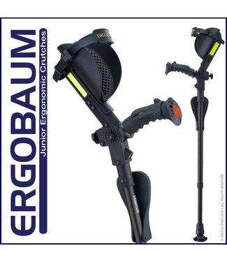 Ergoactives Ergoactive Ergobaum Kids Crutches (Pair)