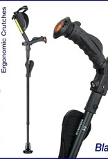 Ergoactives Ergoactive Ergobaum Crutches (Pair)