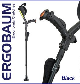 Ergoactives Ergoactive Ergobaum Crutches (Pair)