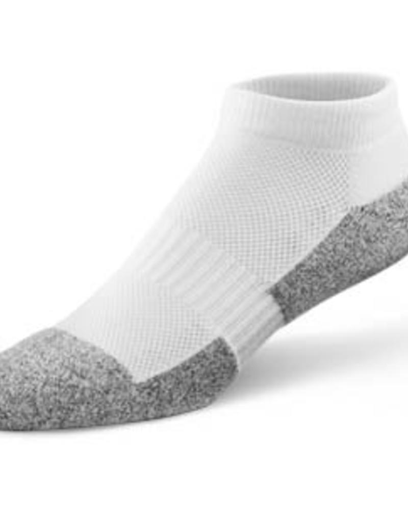 Dr. Comfort Dr. Comfort Diabetic Socks No Show White