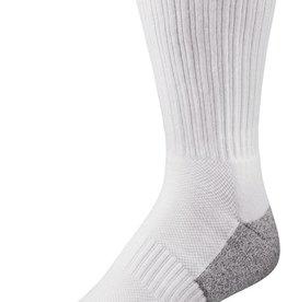 Dr. Comfort Dr. Comfort Diabetic Crew Socks White