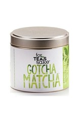 For Tea's Sake For Tea's Sake Gotcha Matcha Tea