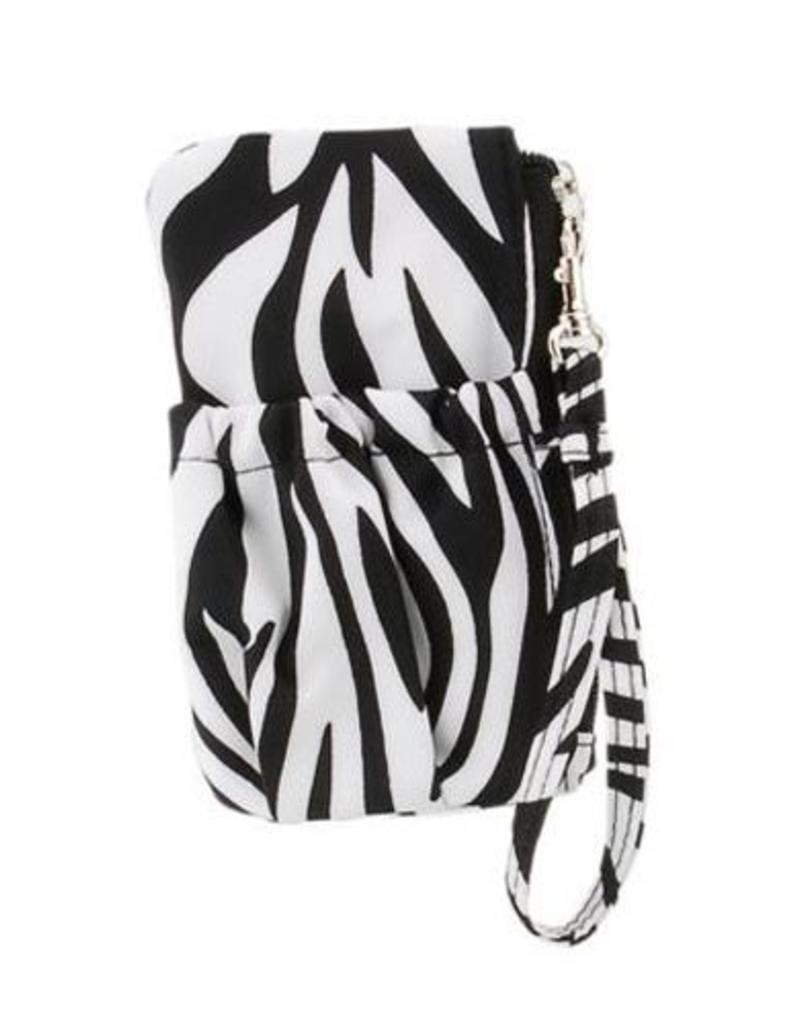 Nova Mobility Clutch Wristlet Zebra #BGM04