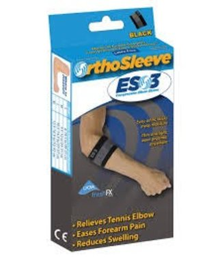 OrthoSleeve OrthoSleeve ES3 Compression Elbow Sleeve (SINGLE)