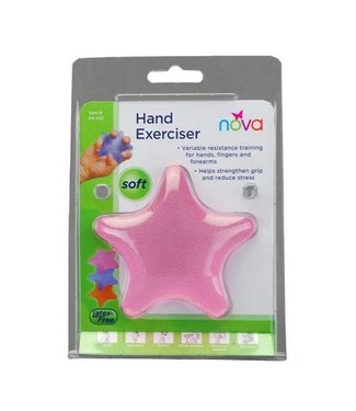 Nova Nova Exercise Squeeze Star - Soft