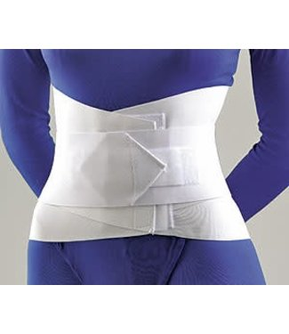FLA FLA Lumbar Sacral Support With Abdominal Belt Universal