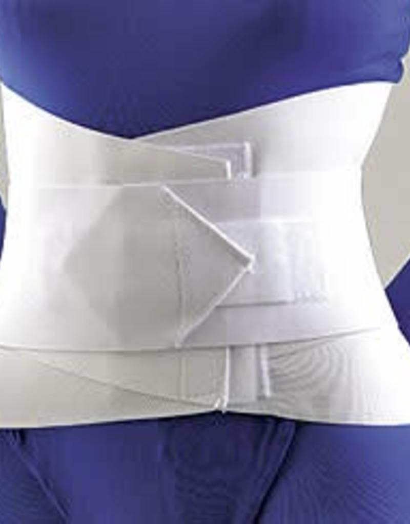 FLA FLA Lumbar Sacral Support With Abdominal Belt Universal
