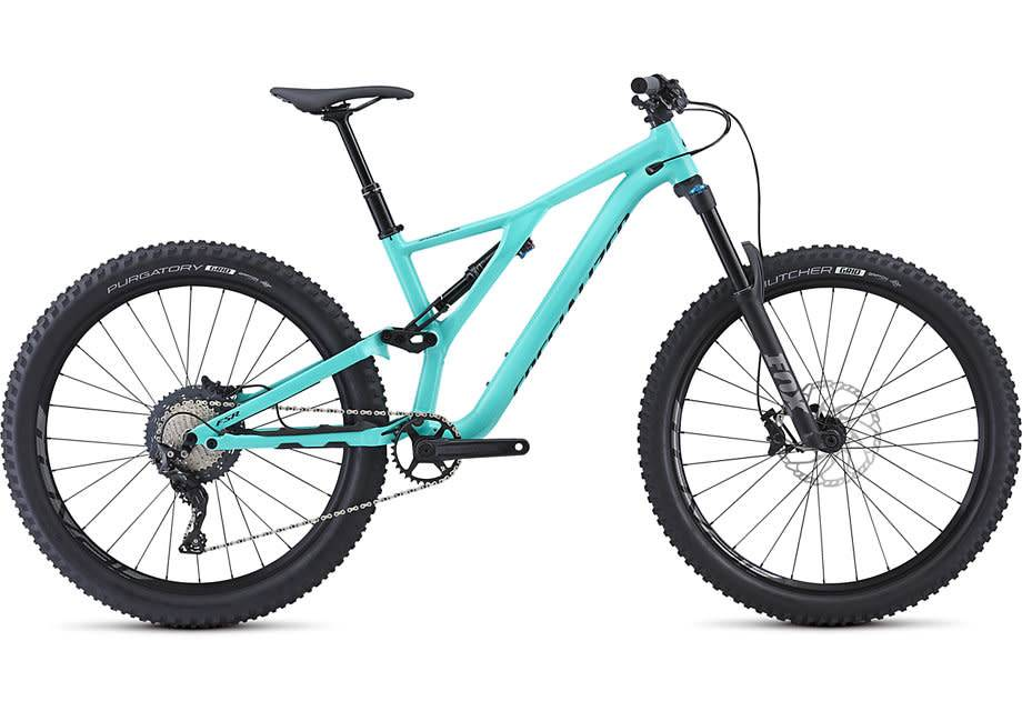 Specialized 2019 Specialized Stumpjumper Mens Comp 27.5 Acid Mint M