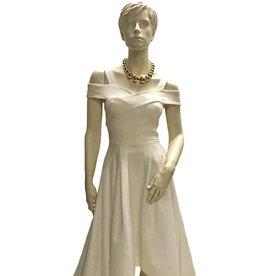Elliatt Verve Dress - White