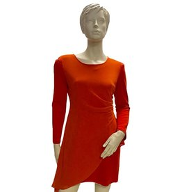 Elliatt Thief Dress Vintage Orange