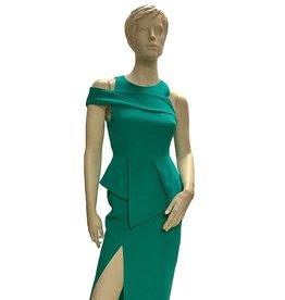 Elliatt Thrill Dress - Emerald