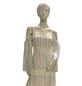 Elliatt Infinity Dress - Stripe