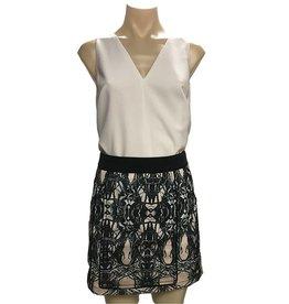 Elliatt Moon Skirt - Multi Print