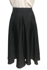 Elliatt Liquid Skirt - Black