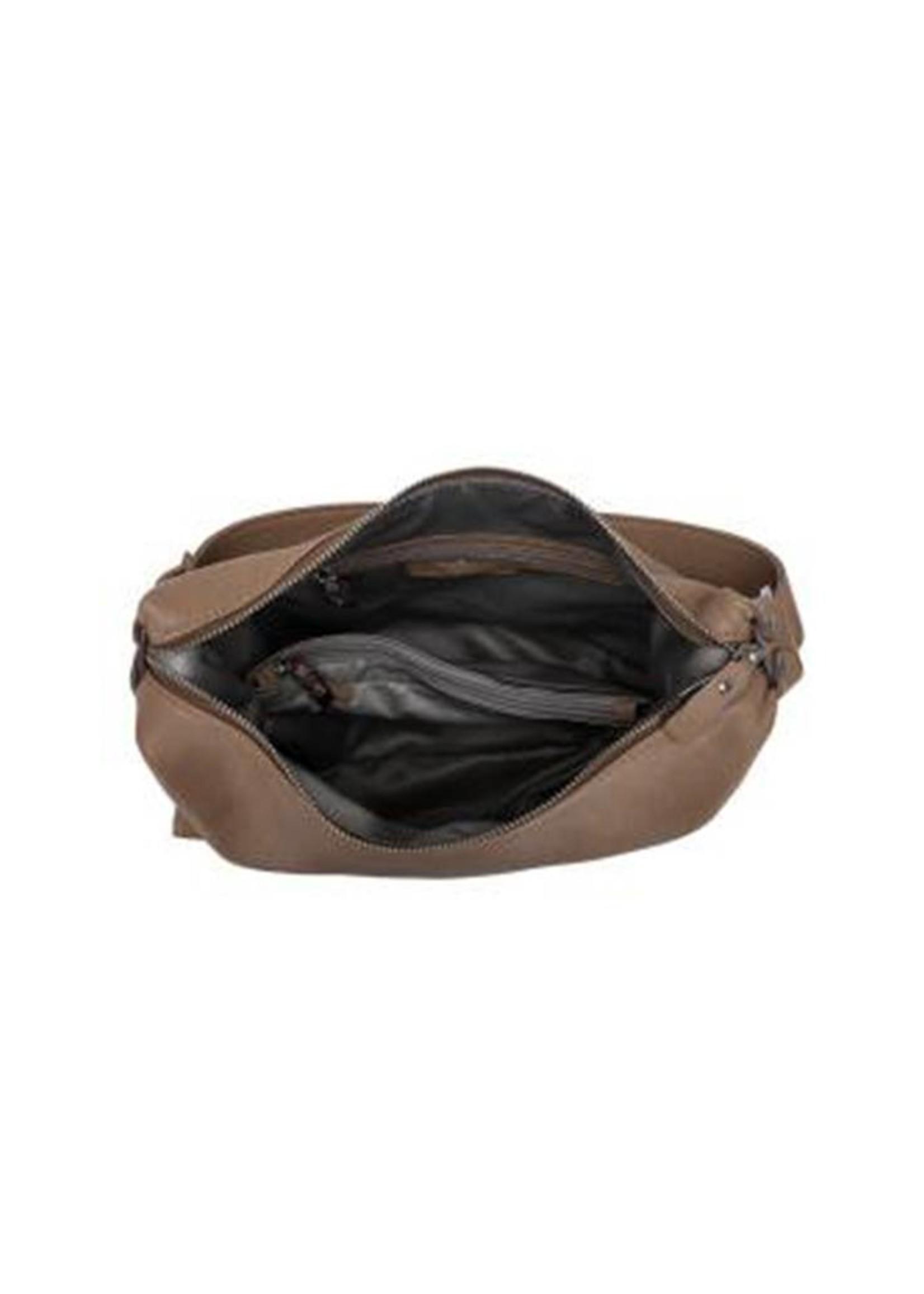 Vera May Ivy Mocca Handbag