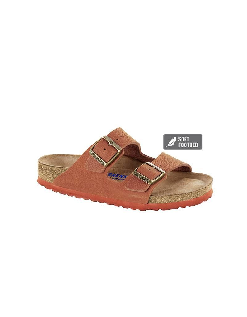 b080f139d Arizona - Nubuck Leather in Steer Curry (Soft Footbed - Suede Lined) ...