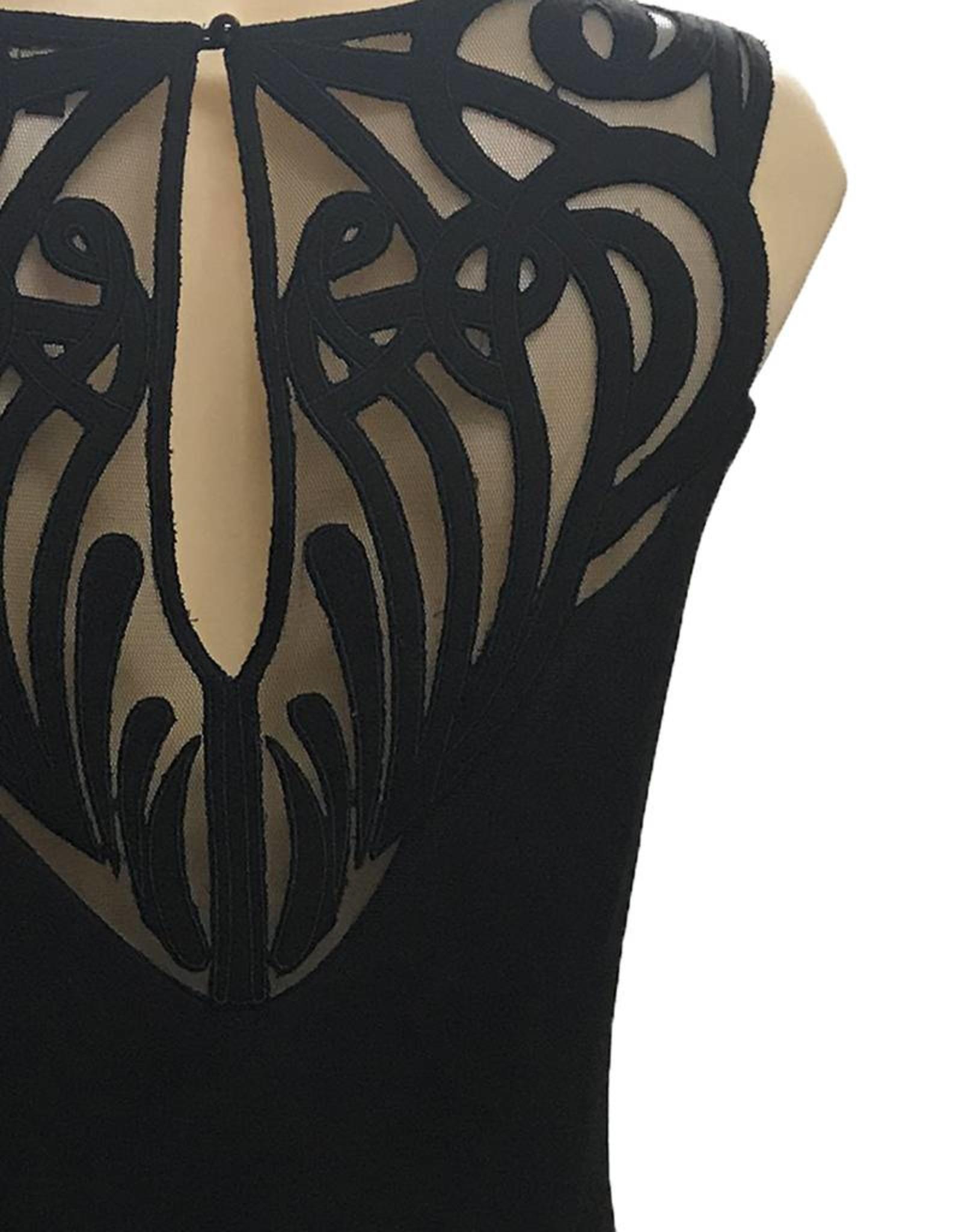 Elliatt Graza Dress Black