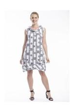 Orientique Abruzzo Dress in Print