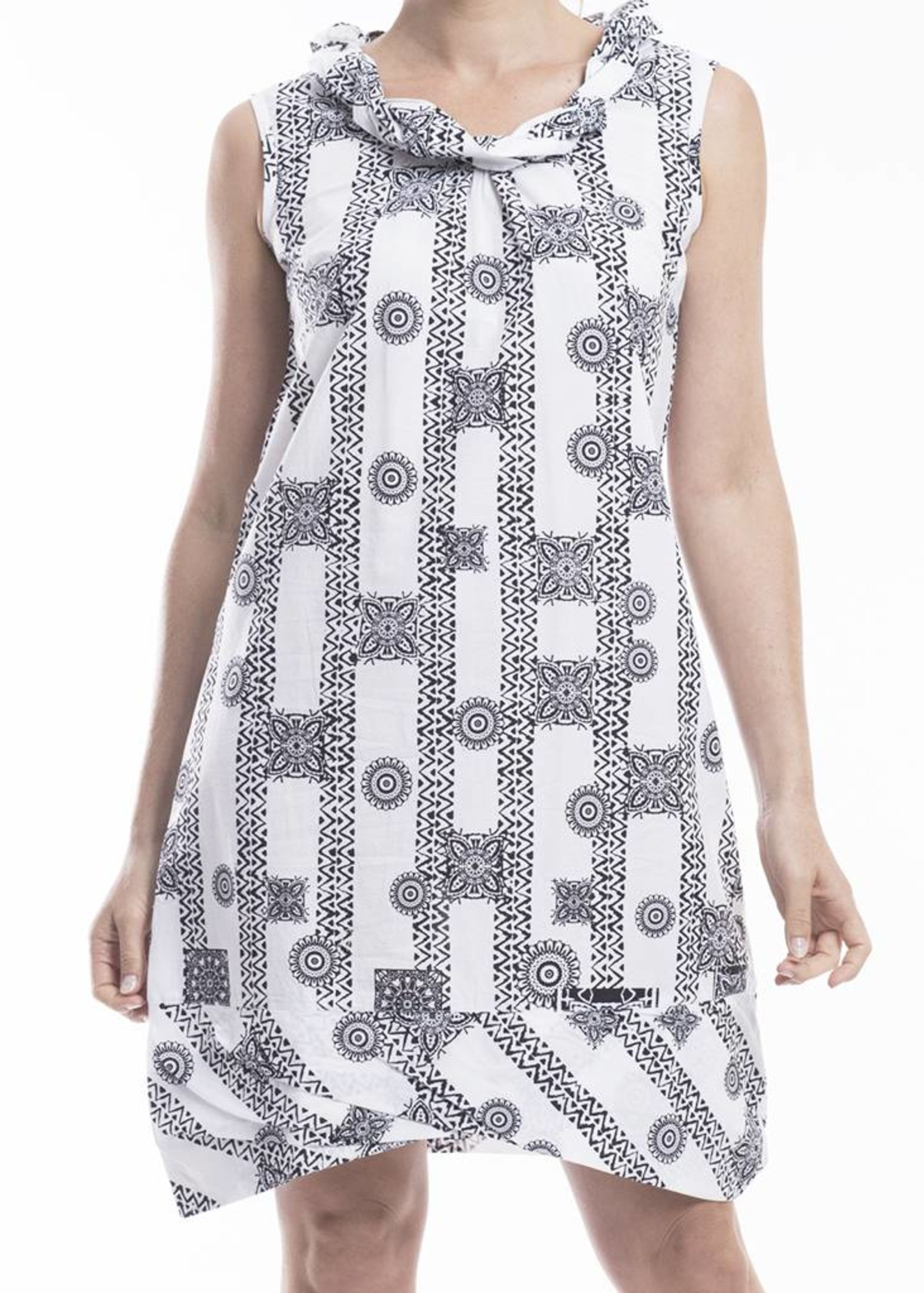 Orientique Abruzzo Dress in Print