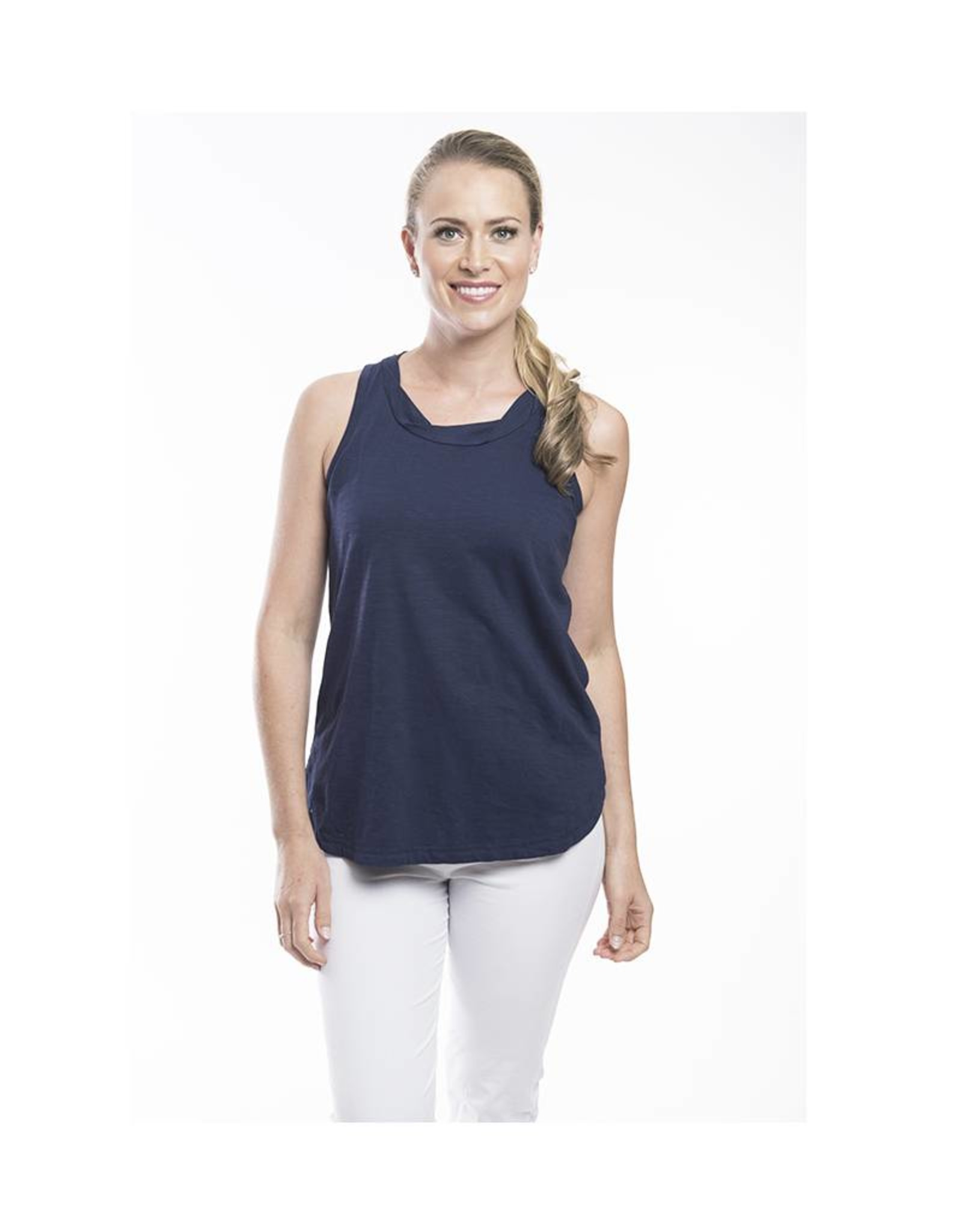 Orientique Essentials Cami Navy