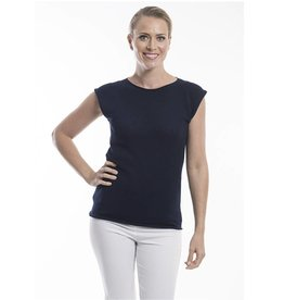 Orientique Essentials Natural Fibres Top Navy