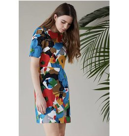 Emily & Fin Aggie Dress in Fireshade Floral