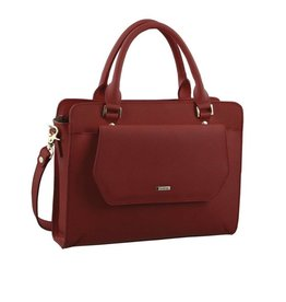 Morrissey Leather Saffiano Handbag