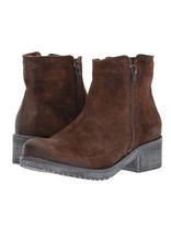 Naot Footwear Wander in Seal Brown Suede